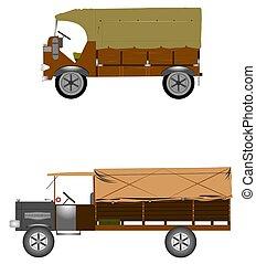 vintage farmers trucks - vintage trucks