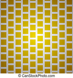 Vector abstract pattern - Gold vector abstract seamless...
