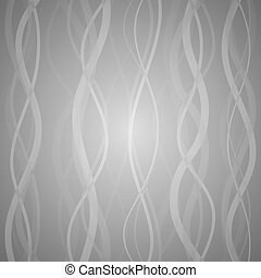 Vector abstract background - White clean vector floral...