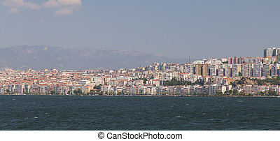 Izmir City, Turkey - Izmir City in Aegean Coast of Turkey