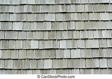 Shake shingles - Shake roof shingles background image