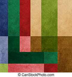 Earthy background with color scheme style and design...