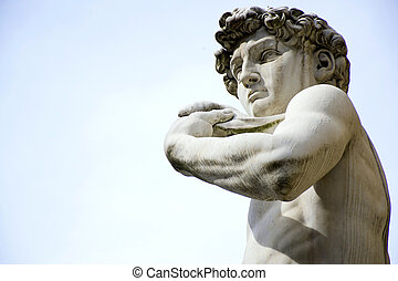 David of Michelangelo, Florence - Tuscany, Italy