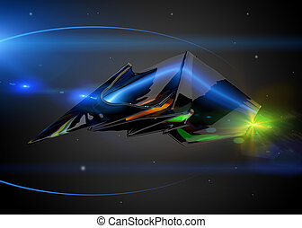 Spaceship as concept