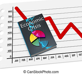 Economic crisis - Book of the economic crisis, with data