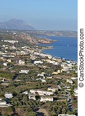 kefalos, wyspa,  Kos, Prospekt