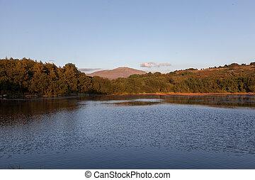 Walijski, góry