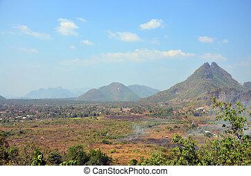 Landscape of Payathonsu