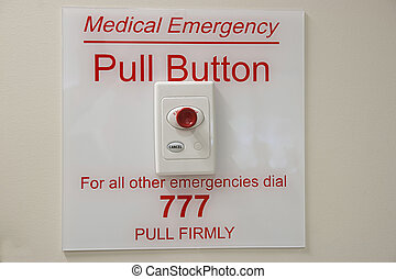 Medical Emergency call point.