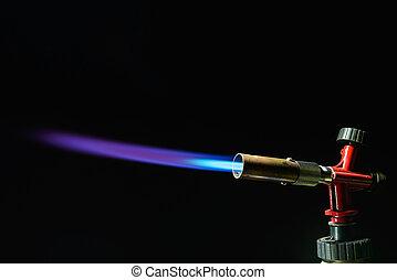 gás, queimador
