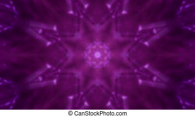 Purple Warp VJ Looping Animated Background