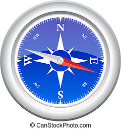 compass - Compass pattern with transparency effect for...