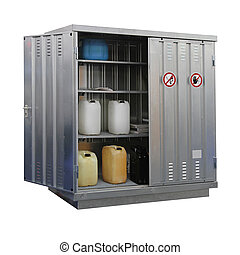 Hazardous materials storage - Storage of hazardous and...