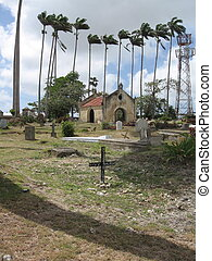 Resting Place - Church and cemetery in Barbados