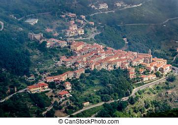 Island of Elba, Marciana