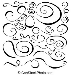Curl Collection - Doodle Curl Collection