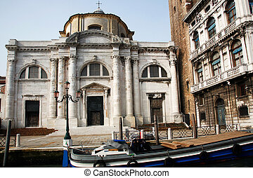 San Geremia Church Venice - the San Geremia Church in...