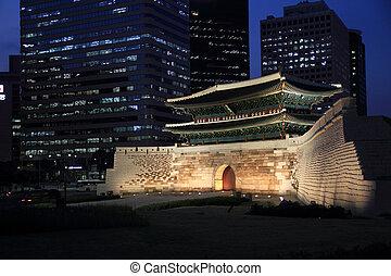Namdaemun in Seoul, Korea