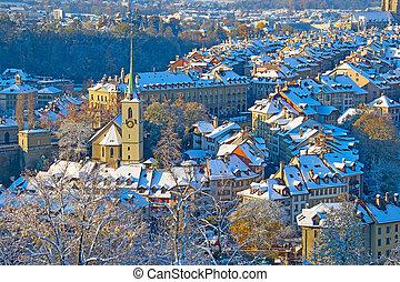 Berna, Inverno