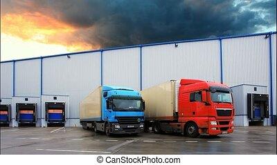 Cargo Transportation, Truck - Cargo Transportation - Truck...