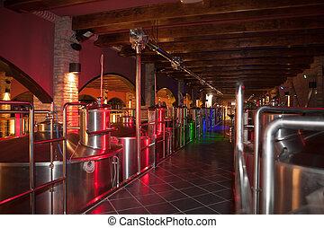 modernos, barris, vinho