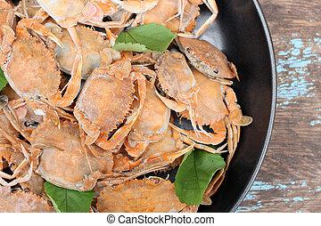caranguejos