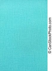 Sky-blue color fabric texture as background - Sky-blue color...