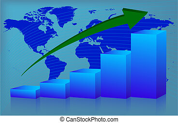 Chart World up