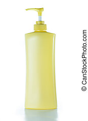 Body lotion Shampoo or liquid soap container