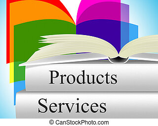 Services Books Represents Fiction Products And Store -...