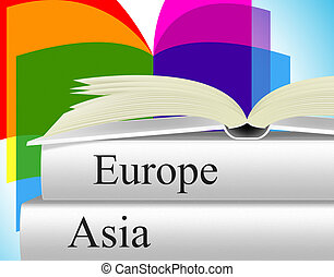 Books Travel Indicates Asia Voyage And Fiction - Travel Asia...