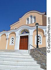 kefalos, Grek, prawowierny, kościół