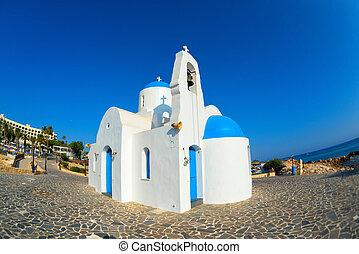 Agios Nikolaos St Nicholas Church, Protaras, Cyprus
