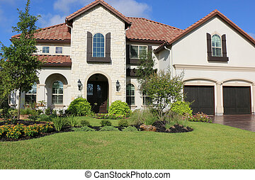 Million Dollar Homes - Million dollar home with beauitful...