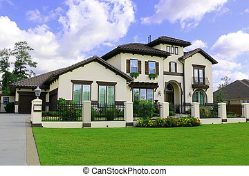 Million Dollar Homes - Beautiful home in a very affluent...