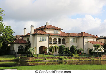 Million Dollar Homes - Million dollar home located on the...
