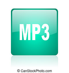 mp3 internet icon