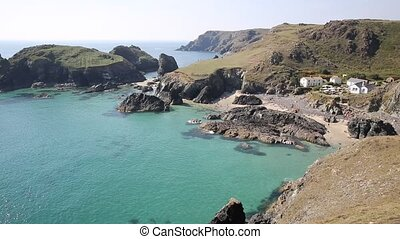 Summer Kynance Cove The Lizard - Kynance Cove The Lizard...