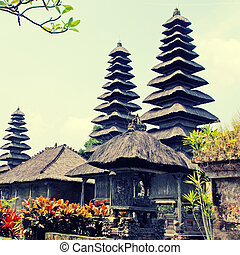 Taman Ayun Temple Bali, Indonesia - Taman Ayun Temple in...