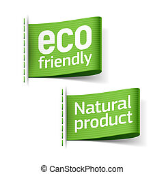 Eco friendly and Natural product