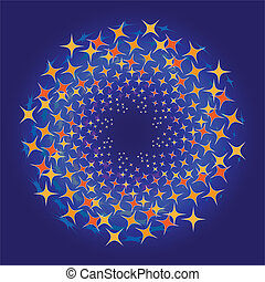 Abstract Background Star