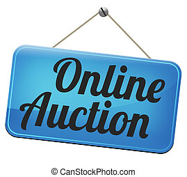 online auction - Online auction bid here and now. Buy and...