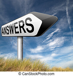 search answers