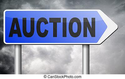 online internet auction