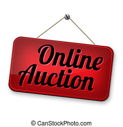 online internet auction - Online auction bidding Buy or sell...