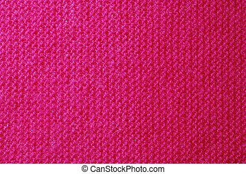 knitted material background - Pink knitted material...
