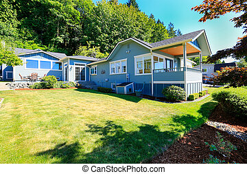 Real Estate in  Port Orchard town, WA
