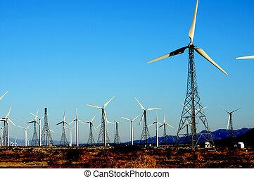 wind turbine field 5