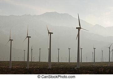 misty turbine field 3