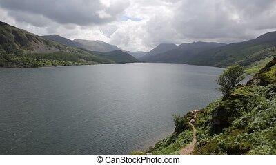 Ennerdale Lake District England uk - Ennerdale Water Lake...